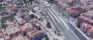 Railway Urban Integration City of Murcia