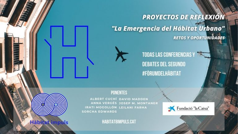 Celebration in the Palau Macaya of the workshop Housing: promoting new access models